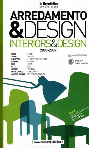 Arredamento & Design | Interiors & Design 2008/2009
