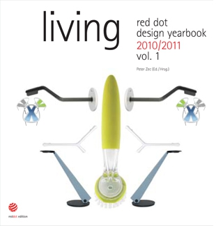 Living Red Dot Design Yearbook 2010/2011 Vol. 1