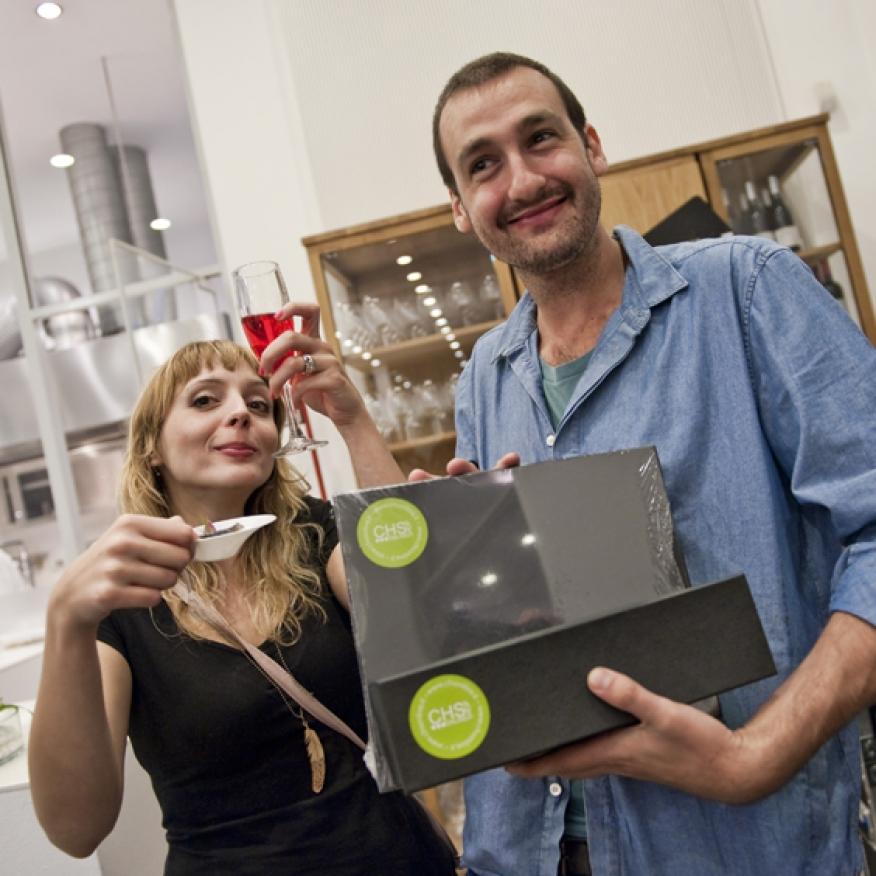 Chiara Castaldi e Stefano Citi