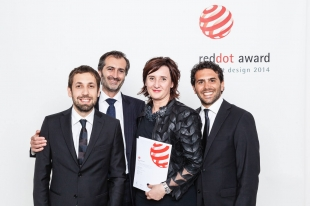 Fourth Red Dot Design Award .