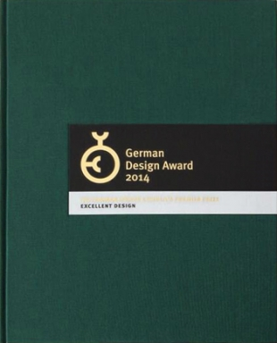German Design Award 2014 | Excellent Design