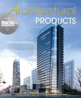 Architectural Products | PIA '14