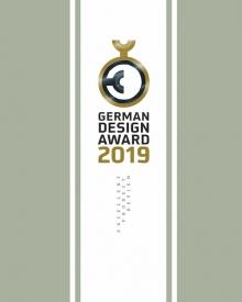 German Design Award 2019 | Excellent Product Design